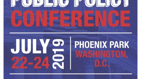 REGISTER HERE: 2019 Public Policy Conference