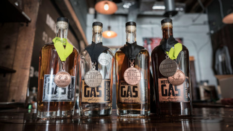 The 25 Best Distilleries in the U.S.