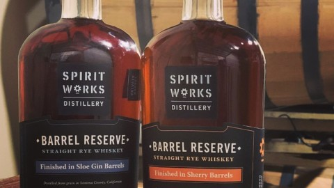 Spirit Works Distillery Releases a Barrel Reserve Series of Finished Rye Whiskies