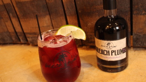 Beach Time Releases Beach Plum Rum