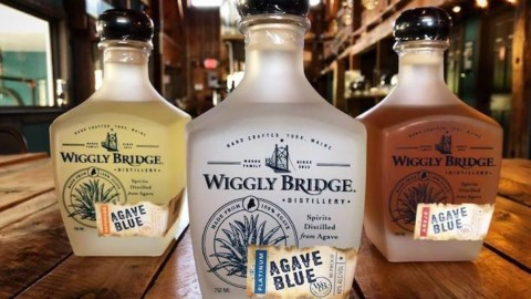 IT'S AGAVE, NOT TEQUILA – WIGGLY BRIDGE DISTILLERY RELEASES LONG AWAITED SPIRIT