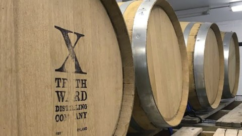 Tenth Ward Distilling Company Launches Crowd Funding Campaign and Announces New Location Opening
