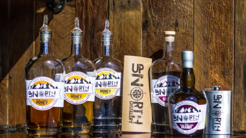 Up North Distillery Wins New Medals at the 2018 SIP Northwest Spirits Competition and the Inaugural National Honey Board Spirits Competition